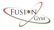 Fusion Gym Logo
