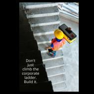 Trade campaign. climb ladder